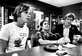 mark hamill carrie fisher harrison ford 2013.  Mark Star Wars BTS 1977 To Mark Hamill Carrie Fisher Harrison Ford 2013
