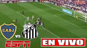 boca junior vs santos en vivo 2021 ESPN Semifinales Copa Libertadores - HOY  - YouTube