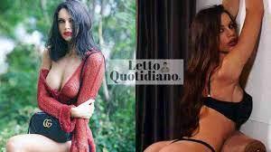 Antonella Fiordelisi in micro costume leopardato: lo scatto è da infarto