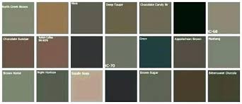 Taupe Color Chart Taupe Colour Matching Autovandezaak Co