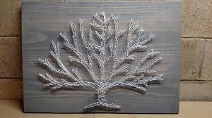Diy String Art Diy String Art Tree Album On Imgur