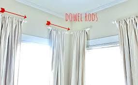 corner shower curtain rods corner curtain rod curtain rods and finials corner shower curtain rod home