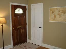 Impressive White Wood Door Popular Wood Interior Doors With White