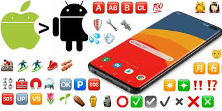 Samsung To Iphone Emoji Chart 2018 How To View Iphone Emojis On Android Make Tech Easier
