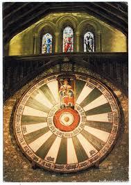 postal the round table winchester hampshire escrita y circulada postales postales