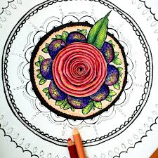 Small Picture Cool Mandala Coloring Pages for Adults Moms and Crafters