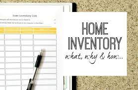 Importance Of Good Home Inventory Riles And Allen Insurance