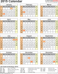 2015 calendar 16 printable word calendar templates template 14 2015 calendar for word 1 page portrait orientation