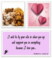 best cheer up messages for her sweet