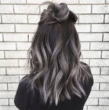 Trend Capelli Grey Ombré Hair Ispirazioni Per Lautunno