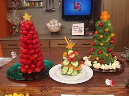 How To Decorate Fruit Tray 100D Fruit Veggie Holiday Décor on Indy Style The Produce Mom 31