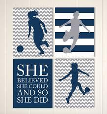 84 best Soccer Decor Ideas for Girls images on Pinterest Football
