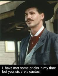 Tombstone Movie Quotes