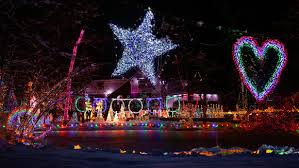 xmas lighting decorations. New York Family Regains Most Lights On A Residential Property World Record Xmas Lighting Decorations L