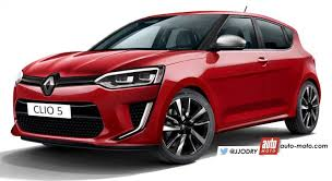 2018 renault megane. simple megane 2018 renault clio front three quarters rendering with renault megane t
