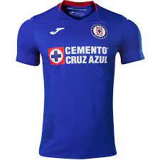 Joma Cruz Azul 2020-21 Home Men's ...