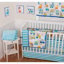 sumersault buzz around 9 piece nursery in a bag crib bedding set with bonus per com