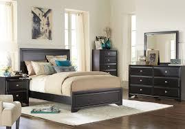 Image King Rooms To Go Belcourt Black Pc Queen Panel Bedroom Queen Bedroom Sets Colors