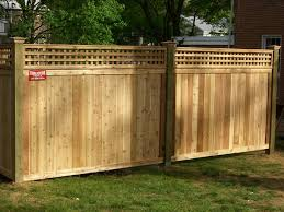 privacy fence wood and stone - Google Search  Wood Privacy FenceDiy ...