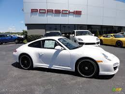 Carrara White 2012 Porsche 911 Carrera GTS Coupe Exterior Photo ...