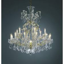 cb145311 19 crystal bohemian 19 lt crystal chandelier