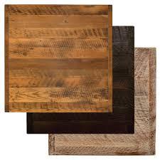30 x 72 reclaimed barn wood restaurant table top