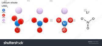 Lithium Nitrate Inorganic Compound ...