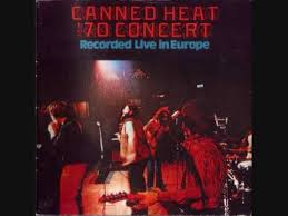 <b>Canned Heat</b> - '<b>70</b> Concert Live In Europe - 06 - Let's Work Together ...