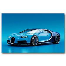 Find great deals on ebay for bugatti posters. Super Racing Car Bugatti Chiron Art Silk Poster 13x20 24x36inch J231 Ebay