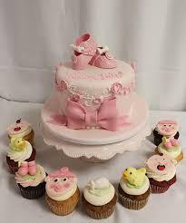 Baby Shower Cakes  Nancyu0027s Cake DesignsBaby Mickey Baby Shower Cakes