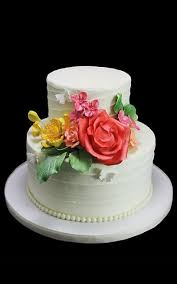 Small Weddings Cakes Butterfly Bake Shop In New York