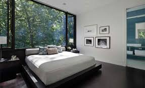 Innovation Dark Wood Floor Room Canaan Residence L In Simple Ideas