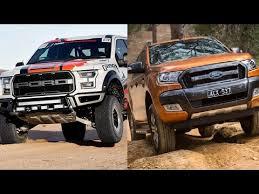 2018 ford ranger raptor. simple 2018 2018 ford ranger and f 150 raptor off road ford ranger raptor s
