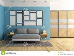 modern bedroom blue. Blue Modern Bedroom