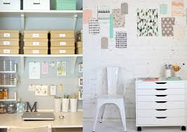 home studio workspace decor ideas vasare nar art fashion