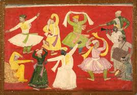 dancing villagers pandit seu