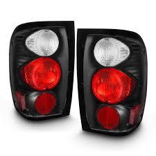 2001 Ford Ranger Brake Lights Not Working For 2001 2005 Ford Ranger Pickup Truck Black Tail Lights Brake Lamp Left Right Pair