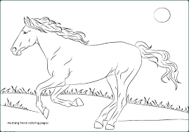 21 Mustang Horse Coloring Pages Artstudio301 Coloring Pages For Kids