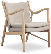 copenhagen midcentury modern twill arm chair urban hemp