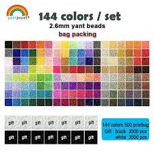 Artkal Beads C 2 6mm 48 Color Box Set Diy Jewelry Fashion
