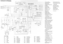 yamaha moto 4 wiring schematic images 1988 yamaha terrapro atv yamaha virago 250 wiring diagram furthermore 1985 moto 4 200