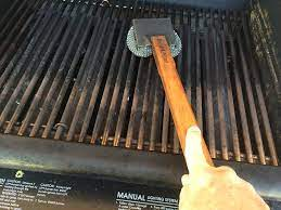 deep cleaning your weber gas grill
