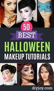 best makeup tutorials easy makeup tips and tutorial ideas for the best costume