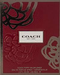 <b>Coach Poppy Wildflower</b> Eau De Parfum Spr- Buy Online in Cayman ...