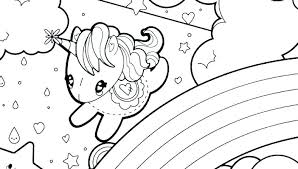 childrens coloring sheets.  Childrens Helpful Unicorn Coloring Pages Print Download For Children 8866  1749074 To Childrens Sheets G