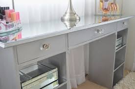 diy corner makeup vanity. DIY Mirrored Vanity Diy Corner Makeup