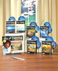 bob ross painting set the joy of painting with bob set bob ross master paint set
