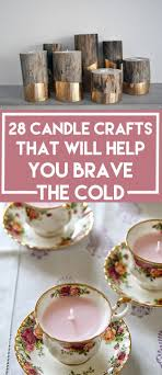 28 DIY Candles That Will Help You Brave The Cold