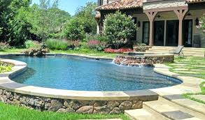 Backyard Designs With Pool Unique Swimming Pool Ideas For Backyard Faanyagok