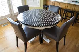 round dining table cloth